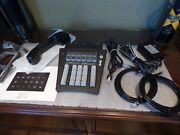 Mitel 5550 Ip Console 50006490 Global Mint Condition With Power.