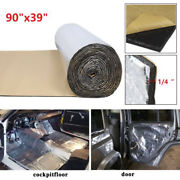 Heat Shield Insulation Thermal Sound Deadening Control Noise Damping Mat 90x39