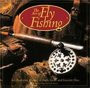 Art Of Flyfishing An Illustrated History Of Rods, Reels, By Paul Fersen Mint