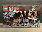 Lego The Lego Movie Lord Businessand039 Evil Lair 70809 Discontinued Mini Figures