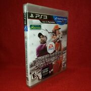 Tiger Woods Pga Tour 13 Sony Playstation 3 Ps3, 2012