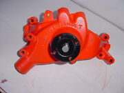 1969 - 1970 Camaro / Chevelle Chevy Bb Water Pump 3931065 Dated I268