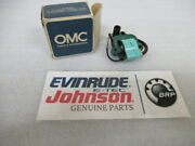 M13 Johnson Evinrude Omc 581786 Ignition Coil Oem New Factory Boat Parts