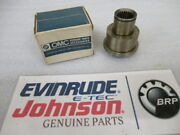 P40a Johnson Evinrude Omc 378625 Rear Clutch Hub Oem New Factory Boat Parts