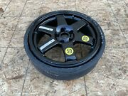 18 Inch 186 Spare Wheel And Tire Assembly Oem 36k 14-19 Maserati Ghibli 3.0l