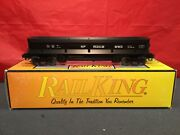 Mth Railking Northern Pacific Dump Car W/ Operating Bay 30-7924 Pre-owned