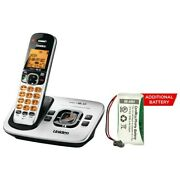 Uniden D1780 With Additional Battery Dect 6.0 Cordless Phone