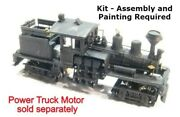 N Scale Class B 30-40 Ton Shay Locomotive Kit By Showcase Miniatures 5006