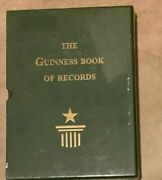 Guinness Book Of Records First Edition Facsimile Limited Edition New Shrinkwrapp