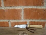 Vintage 3 Blade John Russell - Grw Fully Forged Carbon Paring Knife Usa