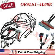 1 Set Wiring Harness Stand Alone Ls1-4l60e For Ls Swaps 4.8 5.3 6.0 97-06 01 02
