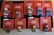 Joannand039s Makers Holiday Littles Large Lot. Brand New Makers Holiday Littles