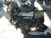 2008 Hino Core Diesel Engine J08e-tv As Is