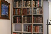 Easton Press Library Of The Presidents Of The United States 87 Volumes 4 Signed