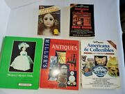5 Book Lot Collectibles Antiques Price Guides Miller's Warmans
