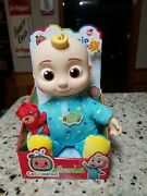 New Musical Bedtime Jj Cocomelon Soft Body Doll And Teddy Bear Yes Yes Song 2020