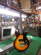 Rare Vintage Epiphone 1965 Olympic Special Double Cutaway Electric Guitar