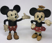 Disneyandrsquos Mickey 806/1928 Minnie Mouse 580/1928 By Poliwoggs