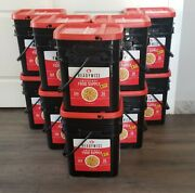 Readywise Survival Meals Supply Ready Wise Emergency Food Buckets =1280 Servings