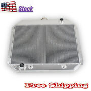3row Radiator For 1966-1979 Ford F100 F150 F250 F350 Bronco Truck 1973 1978