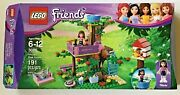 Lego 3065 Friends Olivia's Tree House Complete W/box, Instr And All Minifigs