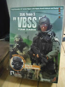 Action Figure 1/6 Hot Toys Vbss Team Leader Figurine 12 Pouces Soldier Story Did