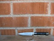 Vintage 3 1/2 Blade John Russell - Grw Fine Nice Carbon Paring Knife Usa