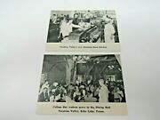 Vacation Valley Echo Lake Pennsylvania Pictures Vintage Kitchen Dining Hall
