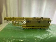Overland Omi Brass Up Pile Driver Straight Underframe - Ho Scale