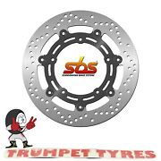 Yamaha Fz6 S2 600 07 08 09 Sbs Front Brake Disc Genuine Oe Quality 5118