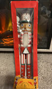 Red White Green Ballet Gifts Nutcracker 12 Inch A Holiday Tradition Christmas
