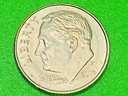2015 P Roosevelt Dime Us Ddo Error Coin In God We Trust And Date Areas