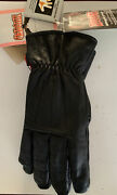 New Hugger Womens X-large Xl Karen Classic Motorcycle Waterproof Leather Gloves