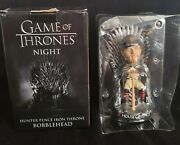 San Francisco Giants Hunter Pence Game Of Thrones Bobblehead - New In Box 2017
