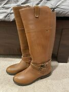 Marc Fisher Riding Boots Size 8