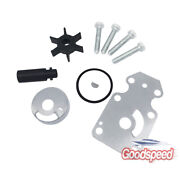 For Yamaha Oem 4-stroke Water Pump Repair Kit 68t-w0078-00-00 F6-f8 Hp Outboard