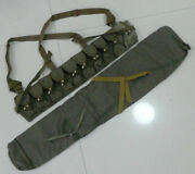 Surplus Chinese Type 56 Sks Ammo Pouch Chest Rig 56 Sks Cover Bag