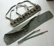 Surplus Chinese Type 56 Sks Ammo Pouch Chest Rig 56 Sks Cover Bag Sks Sling