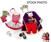 American Girl Nutcracker Collection Mouse King And Land Of Sweets Outfit 2020 Nrfp