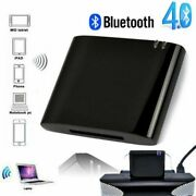 Music Audio Bluetooth Receiver Adapter For Ipod Iphone 30 Pin Dock Sounddock Ii