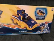 Paw Patrol Mighty Pups Charged Up Chase Charged Up Transforming Vehicle