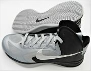 New Nike Mens Zoom Hyperfuse Size 14 Vintage 2013 525022-003 Gray Black