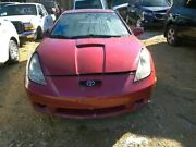 Manual Transmission 6 Speed 2zzge Engine Gts Fits 00-05 Celica 2147115