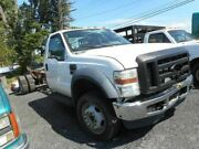 2008 Ford F550sd Front Axle Assembly