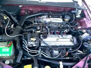 Motor Engine 2.0l Fuel Injected Engine Fits 88-89 Accord 1796647