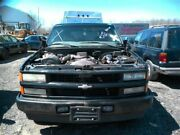 Temperature Control With Ac Fits 96-00 Chevrolet 2500 Pickup 1686557