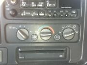 Temperature Control With Ac Fits 96-00 Chevrolet 2500 Pickup 1846649