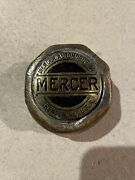Mercer Automobile Company Hubcap Grease Dust Cover Trenton New Jersey Rare Car