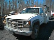 Rear Axle 2wd I-beam Front Axle Only Fits 92-02 Chevrolet 3500 Pickup 1686796