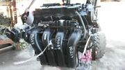 Motor Engine 2.0l Naturally Aspirated Vin 4 6th Digit Fits 16-19 Civic 1709711